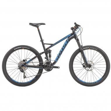 "Mountain Bike GHOST KATO FS 2 27,5"" Negro/Azul 2017"