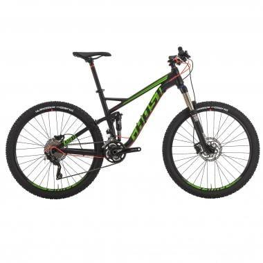"Mountain bike GHOST KATO FS 3 27,5"" Negro/Verde 2017"