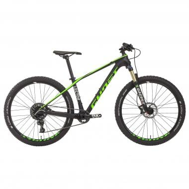 """Mountain bike GHOST LECTOR 6 Carbono 26"""" Negro/Verde 2017"""