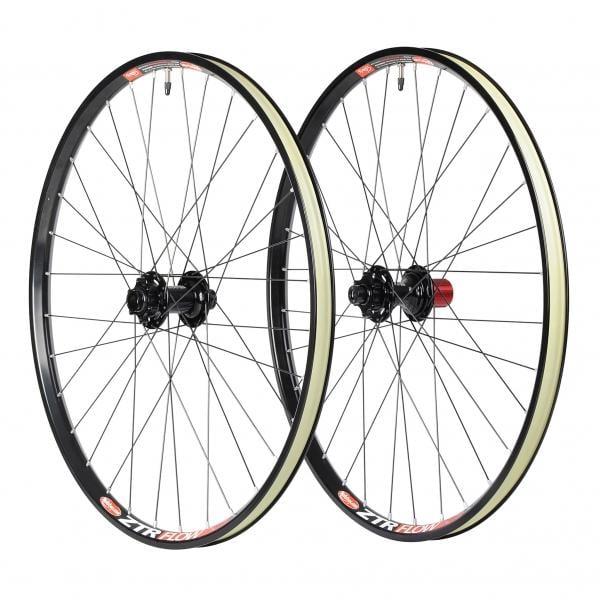 "Par de ruedas NOTUBES ZTR FLOW STAN'S 3.30 HD 26"" Eje delantero 20 mm - Trasero 12x135 mm"