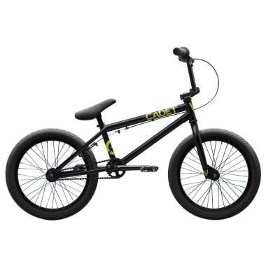 """BMX VERDE CADET 20,25"""" Noir Mat 2017"""