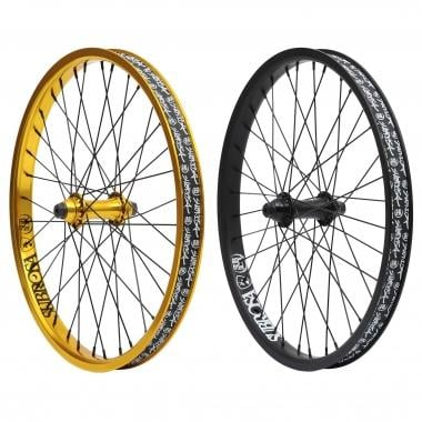 SUBROSA TURBO 36 Front Wheel Gold