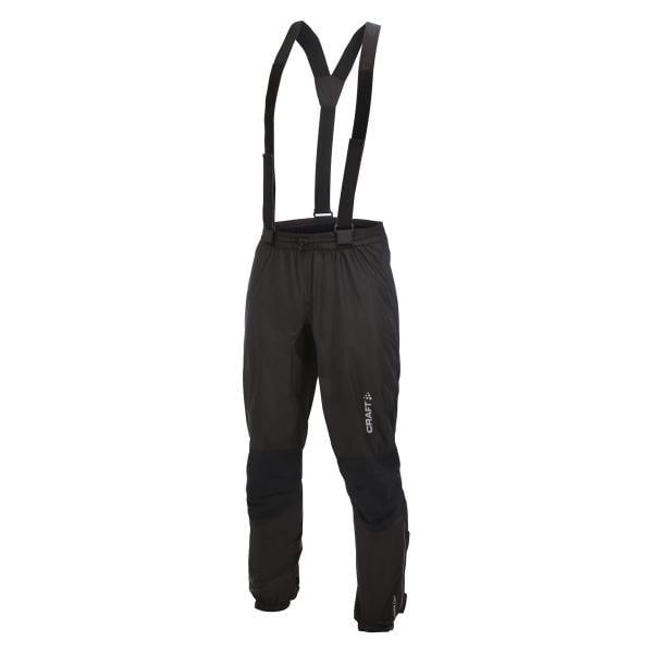 Pantalon CRAFT PERFORMANCE PLUIE Imperméable Noir - Probikeshop dec8bfcdb02