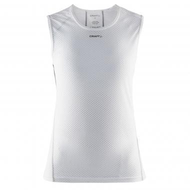 Maillot CRAFT STAY COOL SUPERLIGHT Femme Sans Manche Blanc