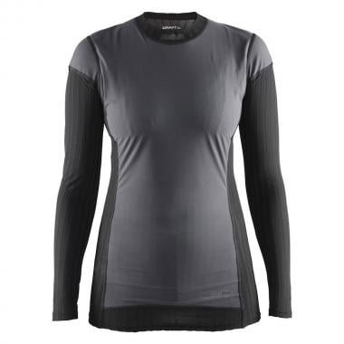 Camiseta interior técnica CRAFT BE ACTIVE EXTREME 2.0 WINDSTOPPER Mujer Mangas largas Negro