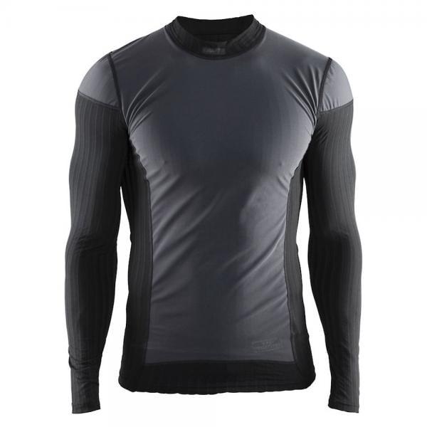 Sous Vêtement Technique CRAFT BE ACTIVE EXTREME 2.0 WINDSTOPPER Manches Longues Noir