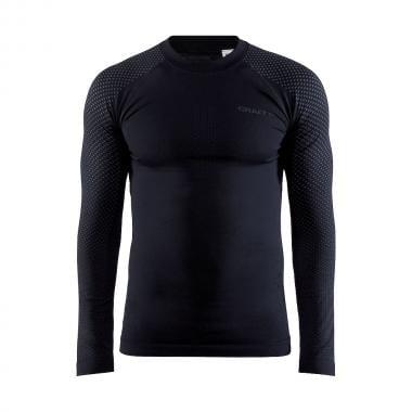 Sous-Vêtement Technique CRAFT ADV WARM FUSEKNIT INTENSITY Manches Longues Noir