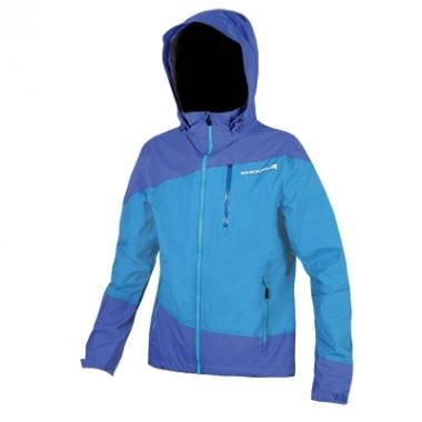 Veste ENDURA SINGLETRACK WATERPROOF Bleu