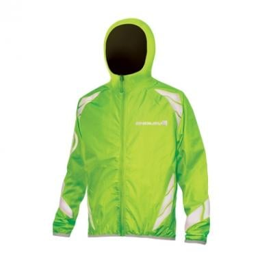Chaqueta ENDURA LUMINITE HOODED Niño Verde fluorescente