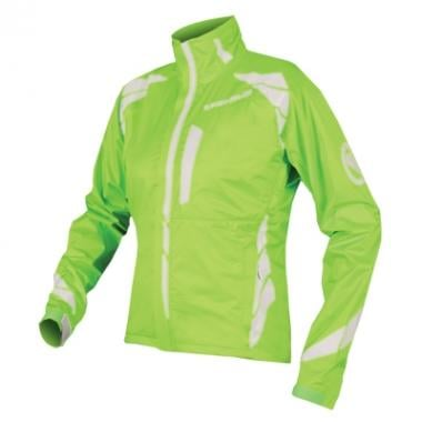 ENDURA LUMINITE II Women's Jacket Neon Green