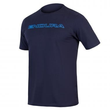 T-Shirt ENDURA ONE CLAN CARBON T Bleu