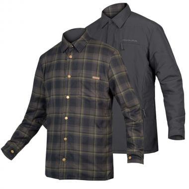 Camisa Reversível ENDURA SHACKET HUMMVEE Cinzento/Verde