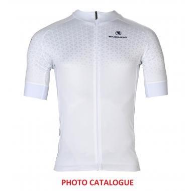 CDA - Maillot ENDURA FS260 PRO POLAR Manches Courtes Taille S Blanc 2021 - Exclusivité Probikeshop