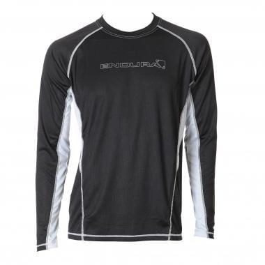 T-Shirt ENDURA CAIRN Manches Longues Noir