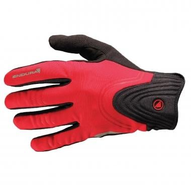 Gants ENDURA WINDCHILL Rouge