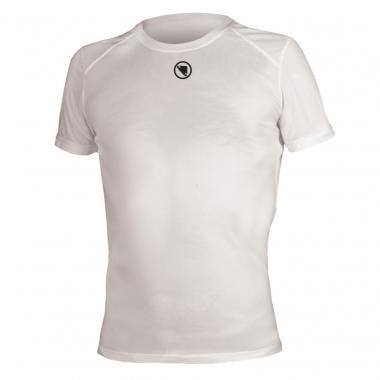 Camiseta interior ENDURA TRANSLITE Mangas cortas Blanco