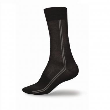 Chaussettes ENDURA COOLMAX LONG 2 Paires Noir