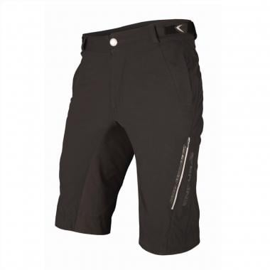 Pantalón corto ENDURA SINGLETRACK LITE Negro