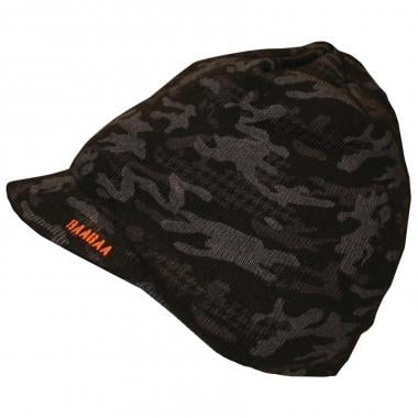 Bonnet ENDURA BAABAA MERINO Visière Noir/Camouflage