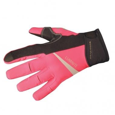 Gants ENDURA LUMINITE Femme Rose