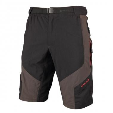 Pantaloni Corti ENDURA HUMMVEE Grigio/Nero