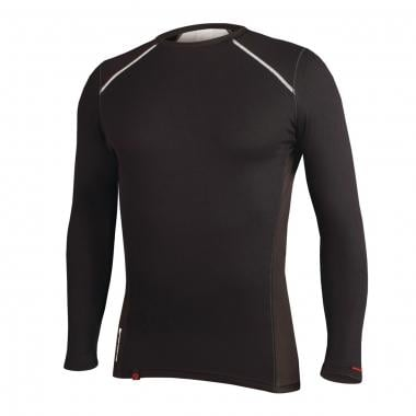 T-Shirt ENDURA TRANSMISSION II Manches Longues Noir