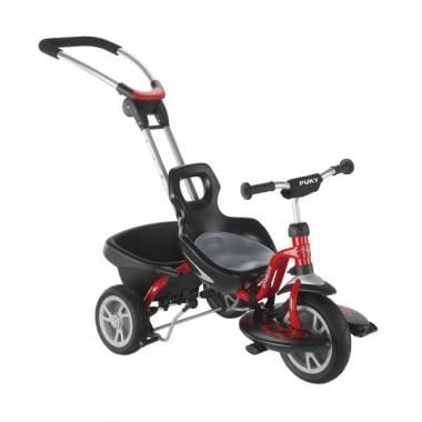 Tricycle PUKY CAT S2 CEETY Rouge
