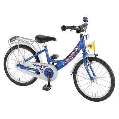 "Bicicleta Niño PUKY ZL 16"" Azul"