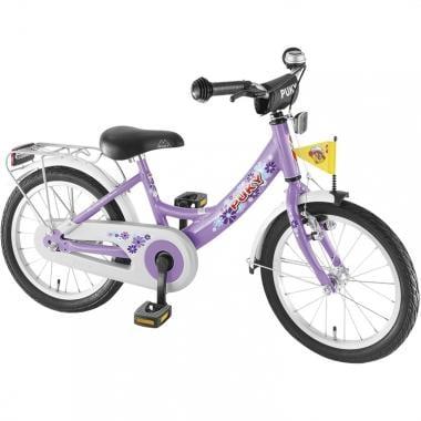 "Bicicleta Niño PUKY ZL 16"" Lila"
