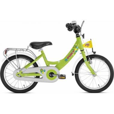 """Vélo Enfant PUKY ZL16 ALU 16"""" Vert"""