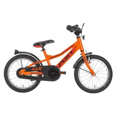"Vélo Enfant PUKY ZLX ALU 16"" Orange"
