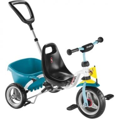 Tricycle PUKY CAT 1S Bleu/Blanc