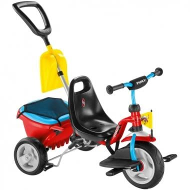 Tricycle PUKY CAT 1SP Bleu/Rouge