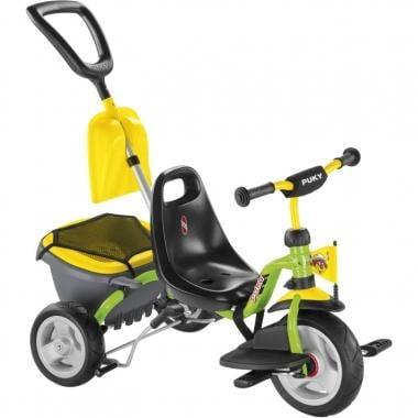 Triciclo PUKY CAT 1SP Verde
