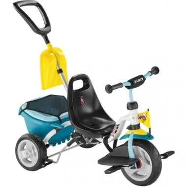 Tricycle PUKY CAT 1SP Bleu/Blanc