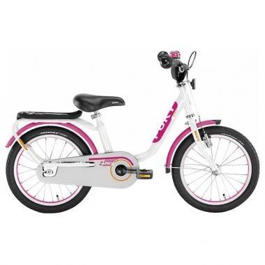 """Bicicleta de Criança PUKY Z6 16"""" Branco 2017"""