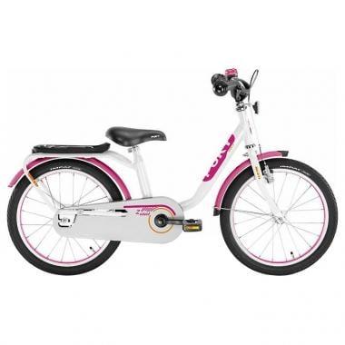 """Bicicleta de Criança PUKY Z8 18"""" Branco 2017"""
