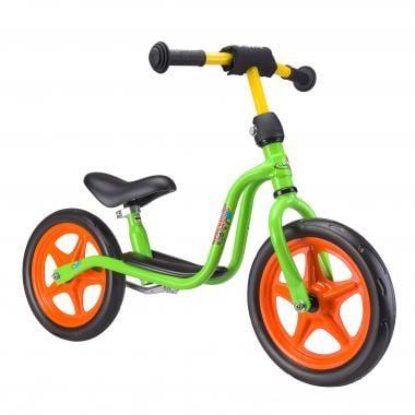 Bicicleta sem Pedais PUKY LR 1 Verde/Laranja
