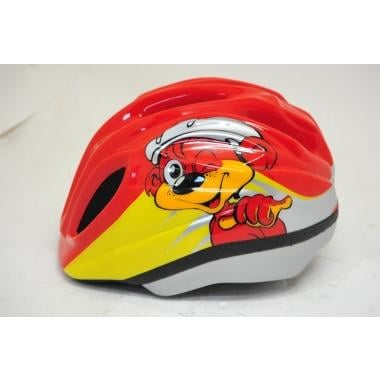 CDA - Casque PUKY PH1 Rouge Taille M/L