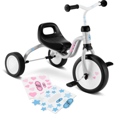 Tricycle PUKY Fitsch Gris