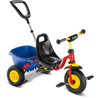 Tricycle PUKY CAT 1L Rouge2019