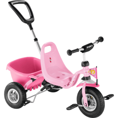 Tricycle PUKY CAT 1L Rose 2019