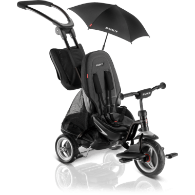Tricycle PUKY CAT S6 CEETY Noir 2019