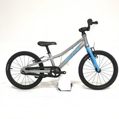 CDA - Vélo Enfant PUKY S-PRO Alu 18-1 Argent/Bleu 2020