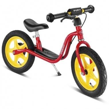 Bici sin pedales con freno PUKY LR 1L BR Rojo