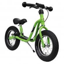 Bici senza Pedali con Freno PUKY LR XL Verde