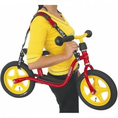 Correa PUKY TG para transportar bicis sin pedales y patinetes