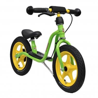 Bicicleta sem Pedais com Travão PUKY LR 1L BR Verde