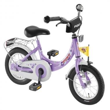 """Bicicletta Bambino PUKY ZL 12"""" Lilla"""