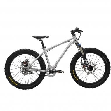 "BTT EARLY RIDER BELTER TRAIL 3S 20"" Prata"